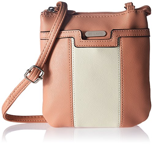 Lavie Dover Women's Sling Bag (Pink)  available at amazon for Rs.884