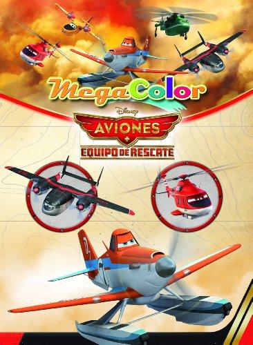 Aviones. Equipo de rescate : megacolor