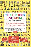 #5: The History of India for Children - Vol. 1