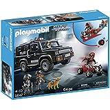 Playmobil City Action – Figuras de Fuerzas Especiales de la Policía (5647)