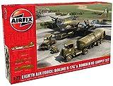 Airfix- Kit de modelismo, avión Eigth Air Force Resupply Set (Hornby A12010)