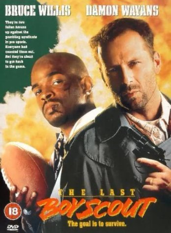 The Last Boy Scout [1992] [DVD] [1991] by Bruce Willis