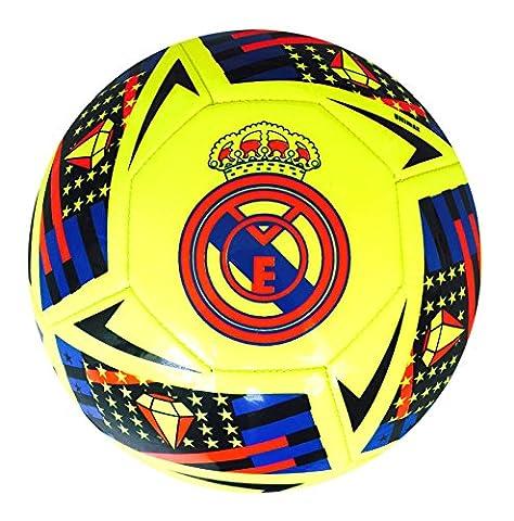 Édition spéciale football Ballon de match officiel du Réal de Madrid spécifié FIFA Ballon de foot Taille 5,4,3 - Spedster