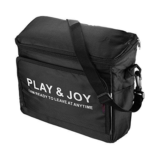 Apeanut Autokühltasche Automülltasche Eistasche Eisbeutel Wasserdichte Lunchtasche Frischtasche Isoliertasche Picknicktasche Aufbewahrungstasche Rückenlehnenschutz für Kinder unterwegs Reise