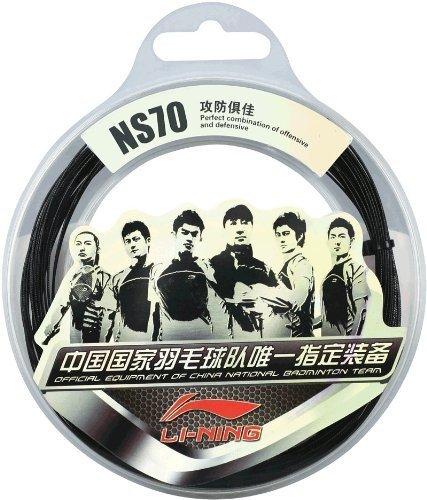 li-ning-ns70-premium-cordage-de-badminton-noir