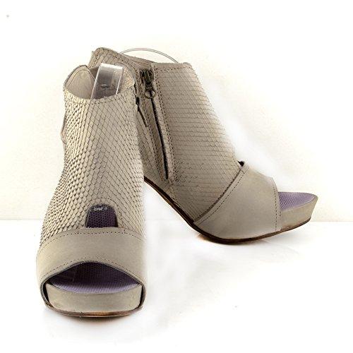 Felmini - Scarpe Donna - Innamorarsi com Fedra 9483 - Sandali - Pelle Genuina - Beige Beige