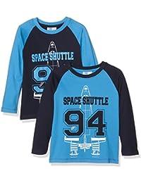 FABTASTICS Camiseta Bebé Denver Niños Pack de 2