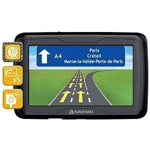 """Navman F460 GPS Europe (23 Pays) écran 4,3"""""""