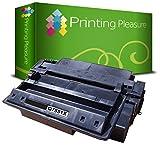 Printing Pleasure Q7551X 51X Premium Toner Schwarz kompatibel für HP Laserjet P3005, P3005D, P3005DN, P3005DTN, P3005N, P3005X, M3035 MFP, M3035XS MFP, M3027 MFP, M3027X MFP