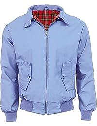 Relco Sky Blue Harrington Jacket - Original 60's Style