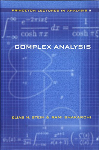 Complex Analysis (Princeton Lectures in Analysis)