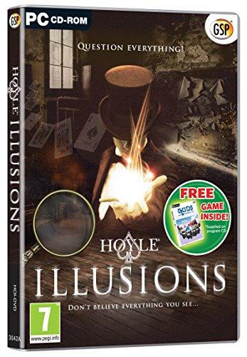 Hoyle Illusions - (PC CD)
