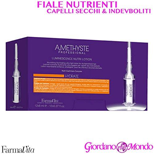 FARMAVITA AMETHISTE HYDRATE LUMINESCENCE NUTRI LOTION