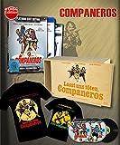 Companeros - Sonderedition in Holzbox - limitierte Auflage von 500 Stück!! (4er-Disc Edition: Blu-Ray + 2 DVDs + Audio-CD + T-Shirt beidseitig bedruckt)