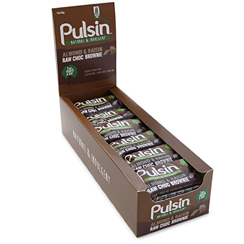 pulsin-50g-raw-chocolate-brownie-case-pack-of-18