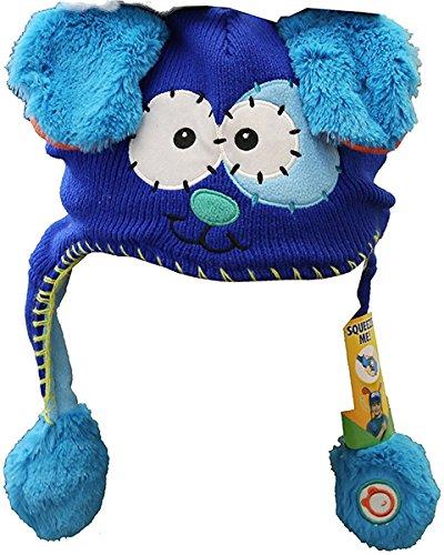 Idea Village Flipeez Peek-A-Boo Puppy Action Hat (Spaß Dress Up Ideen)