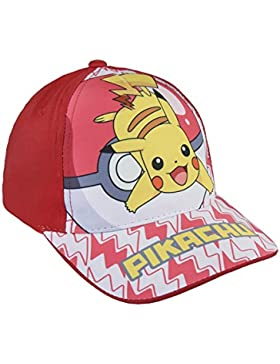 Cerdá Gorra Pokemon Pikachu