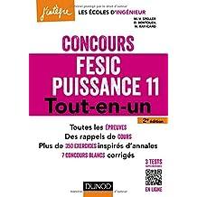 Concours FESIC Puissance 11 - 2e éd. - Tout-en-un