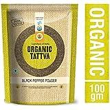 Organic Tattva Black Pepper Powder, 100g