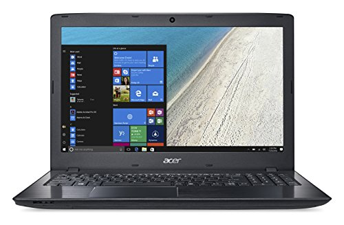 "Acer TravelMate P2 P259-G2-MG-59N9 Notebook con Processore Intel Core i5-7200U, RAM 4 GB, 500 GB HDD, DVD, Display 15.6"" HD LED LCD, NVIDIA GeForce 940MX 2 GB, Windows 10 Professional, Nero"