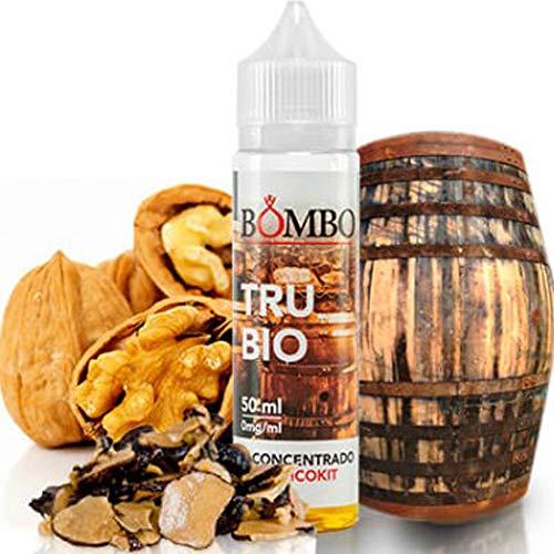 E-liquid BOMBO TRUBIO 50ML - tabaco rubio mezclado