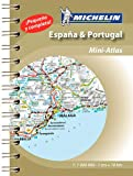 España & Portugal (Mini Atlas) (Atlas de carreteras Michelin)