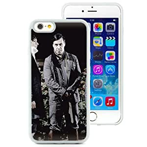 6 case,Unique Design Rammstein Band Clothes Light Graphics White iPhone 6 4.7 inch TPU case cover