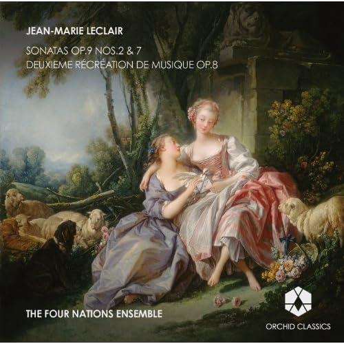 Flute Sonata in E Minor, Op. 9, No. 2: III. Sarabanda: Adagio