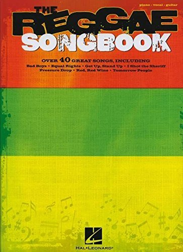 The Reggae Songbook by Hal Leonard Corp. (2012-11-01)