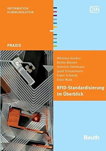 RFID-Standardisierung im Überblick (Beuth Praxis)