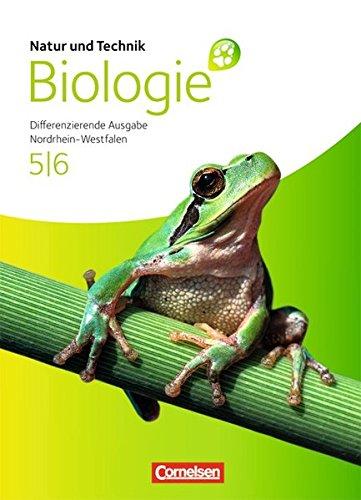 Natur und Technik - Biologie (Ausgabe 2011) - Gesamtschule/Sekundarschule Nordrhein-Westfalen - Differenzierende Ausgabe: Band 1 - Schülerbuch