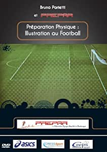 DVD Préparation physique - Illustration au Football