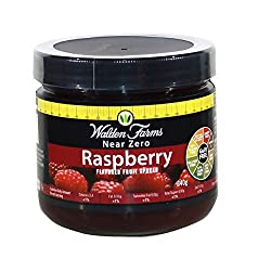 Walden Farm Near Zero Calorie Raspberry Fruit Spread 340g