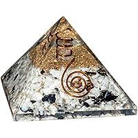 Rainbow Mondstein Energetische Kristall Edelstein Pyramide Energie Generator für Reiki Healing Aura Cleansing... preisvergleich bei billige-tabletten.eu