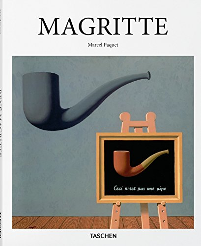 Magritte-Anglais (Basic Art) por Marcel Paquet