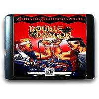 Jhana Arcade Blockbusters Double Dragon pour carte de jeu Sega MD 16 bits pour Mega Drive pour Console de jeu vidéo…