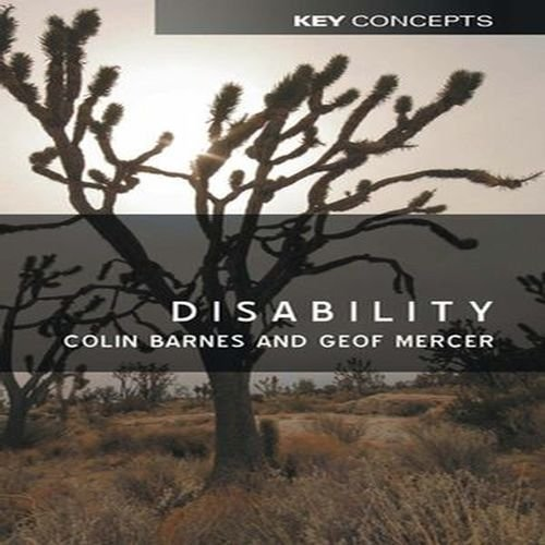 Disability by Colin Barnes (2003-01-31)