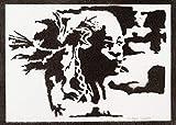 Póster Daenerys Targaryen Juego De Tronos (Game Of Thrones) Grafiti Hecho A Mano - Handmade Street Art - Artwork