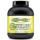 SLIMMY® - Eiweiß-Diät - 100% Soja Protein Isolat – 1000g Erdbeere