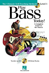 Play Bass Today: A Complete Guide to the Basics - Level 1