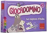 Le regioni d'Italia. Giocadomino
