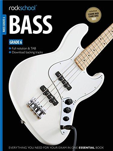 Rockschool Bass Grade 6 (2012-2018)
