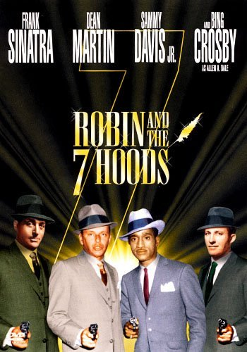 Robin And The 7 Hoods - The Rat Pack [DVD] by Frank Sinatra
