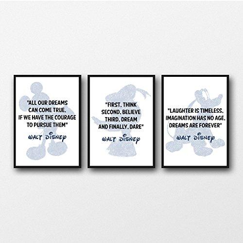 walt-disney-set-di-3-tipografia-stampe-darte-ideale-per-bambini-camere-5-x-7-8-x-10-idea-regalo-a5-a