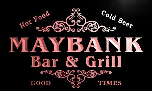 u28979-r-maybank-family-name-bar-grill-home-beer-food-neon-sign-barlicht-neonlicht-lichtwerbung