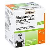 Magnesium Ratiopharm 300 mg Micro Pell.m.gran. 40 stk