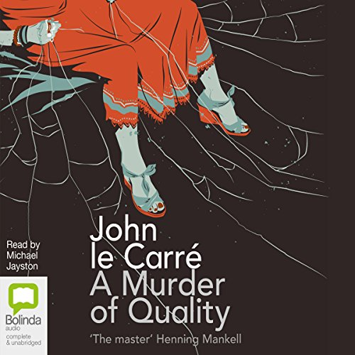 A Murder of Quality for sale  Delivered anywhere in UK