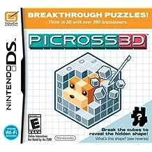 Picross 3D (Nintendo DS) [Importación inglesa]
