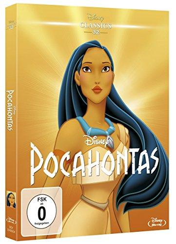 Pocahontas - Disney Classics 32 [Blu-ray]: Alle Infos bei Amazon