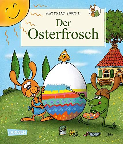 Der Osterfrosch